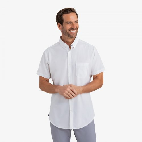 mizzenmain-leeward-short-sleeve-white-solid Available online or in store at assembly88 men's shop in Allentown, Pmizzenmain-leeward-short-sleeve-white-solid Available online or in store at assembly88 men's shop in Allentown, PA
