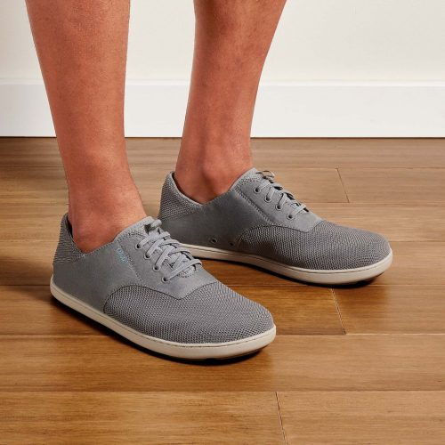 olukai-Nohea-Moku-Sharkskin-mens-shoe Available online or in store at assembly88 men's shop in Allentown, PA