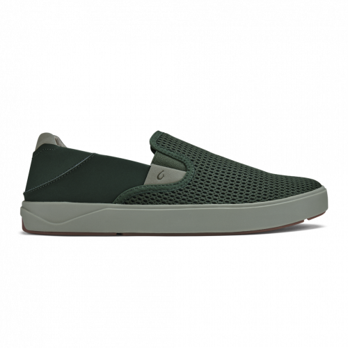 olukai-laeahi-nori-men's-slip-on-sneaker Available online or in store at assembly88 men's shop in Allentown, PA