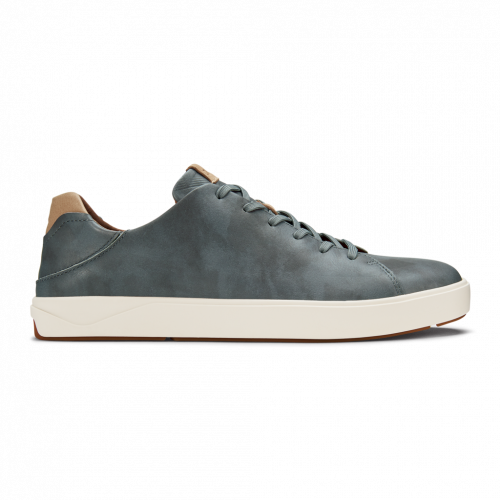 olukai-laeahi-li-ili-charcoal Available online or in store at assembly88 men's shop located in Allentown, PA