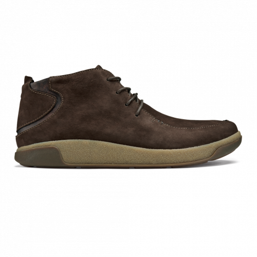 olukai-loliʻi-puki-dark-wood-mens-olukai Available online or in store at assembly88 men's shop in Allentown, PA