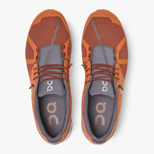 on-cloud-russet-cocoa available online and at assembly88 men's store in Allentown, PA