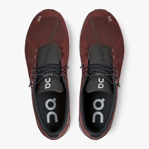 on-cloud-ox-white-mens-on-cloud-shoes Available online or in store at assembly88 men's shop in Allentown, PA