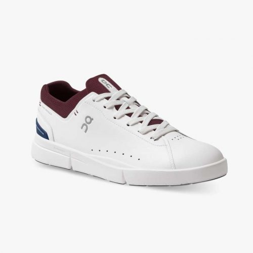 on-the-roger-advantage-white-mulberry Available online or in store at assembly88 men's shop in Allentown, PA