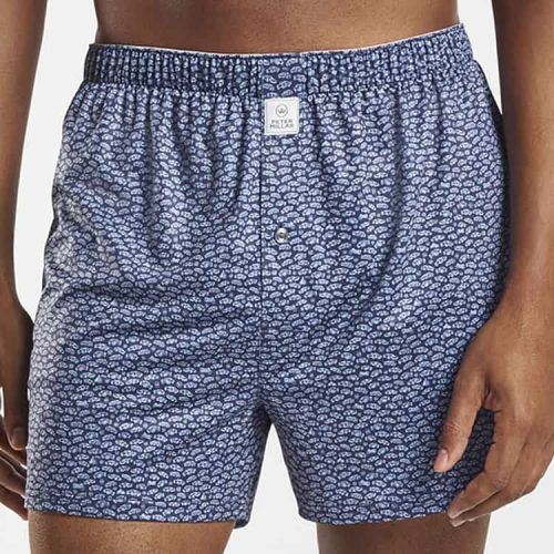 Peter Millar Fillmore Performance Boxer Navy