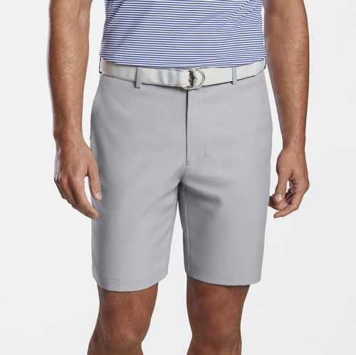 peter-millar-salem-high-drape-performance-short-gale-grey Available online or in store at assembly88 men's shop in Allentown, PA