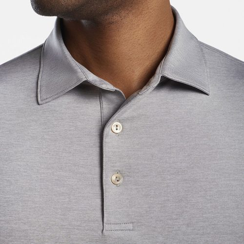 peter-millar-solid-performance-polo-gale-grey Available online or in store at assembly88 men's shop in Allentown, PA