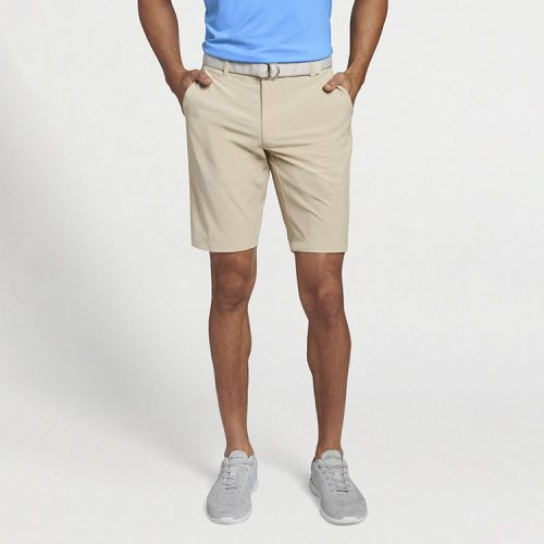 peter-millar-shackleford-performance-hybrid-short-beech-wood Available online or in store at assembly88 men's shop in Allentown, PA