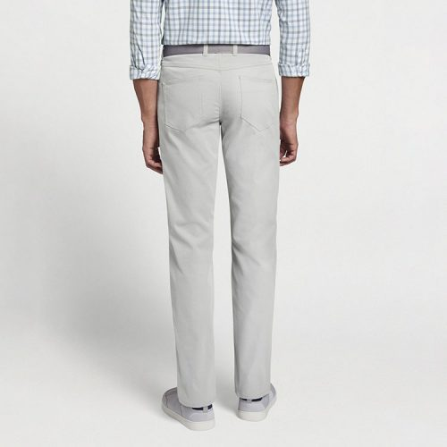 peter-millar-eb66-Performance-Five-Pocke- Pant-Gale- Grey Available online or in store at assembly88 men's shop in Allentown, PA