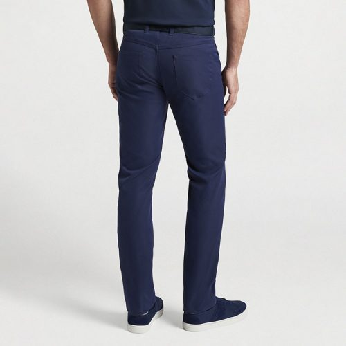 peter-millar-eb66-performance-five-pocket-pant-navy Available online or in store at assembly88 men's shop in Allentown, PA