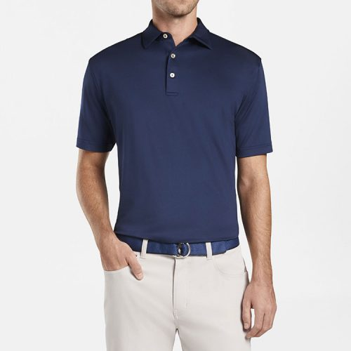 peter-millar-solid-performance-polo-navy Available online or in store at assembly88 men's shop in Allentown, PA