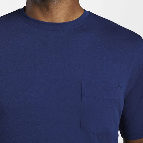 peter-millar-summer-soft-pocket-tee-atlantic-blue Available online or in store at assembly88 men's shop in Allentown, PA