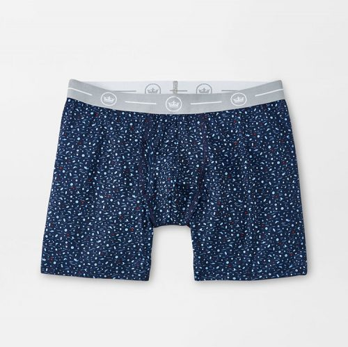 peter-millar-shine-performance-boxer-brief-navy Available online or in store at assembly88 men's shop in Allentown, PA
