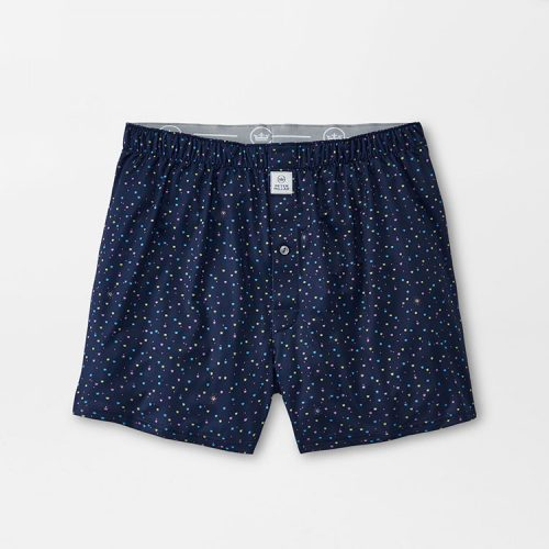 peter-millar-hoops-performance-boxer-navy Available online or in store at assembly88 men's shop in Allentown, PA