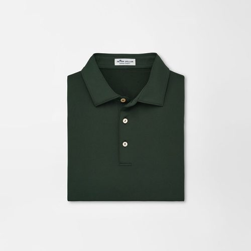 peter-millar-solid-performance-polo-nordic-pine Available online or in store at assembly88 men's shop in Allentown, PA