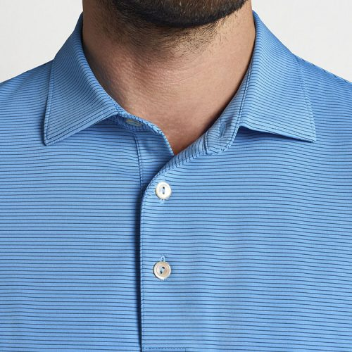 peter-millar-halford-performance-jersey-polo-beta-blue Available online or in store at assembly88 men's shop in Allentown, PA