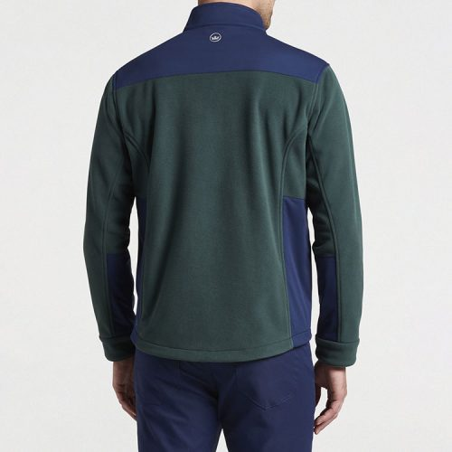 peter-millar-thermal-block-micro-fleece-nordic-pine Available online or in store at assembly88 men's shop in Allentown, PA