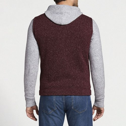 peter-millar-crown-fleece-sweater-vest-cinnamon Available online or in store at assembly88 men's shop in Allentown, PA