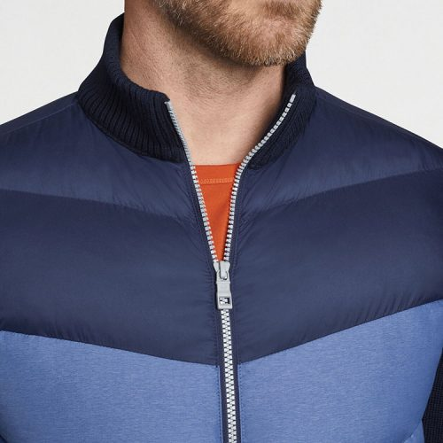 peter-millar-apres-ski-cardigan-navy Available online or in store at assembly88 men's shop in Allentown, PA