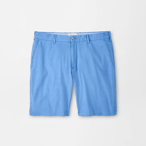 peter-millar-bedford-cotton-blend-short-blue-river Available online or in store at assembly88 men's shop in Allentown, PA