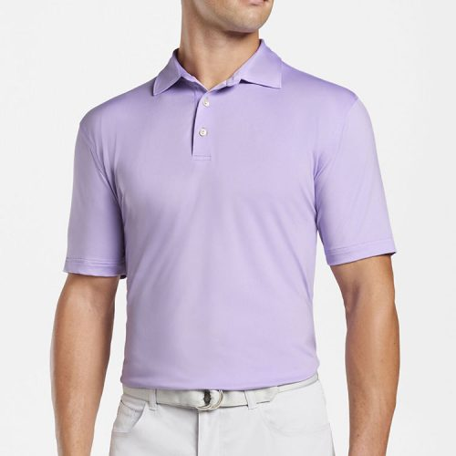 peter-millar-solid-performance-polo-petal-purple Available online or in store at assembly88 men's shop in Allentown, PA
