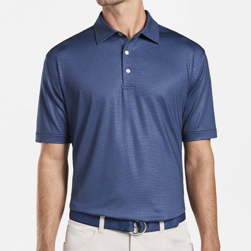 peter-millar-lightning-performance-jersey-polo-navy Available online or in store at assembly88 men's shop in Allentown, PA