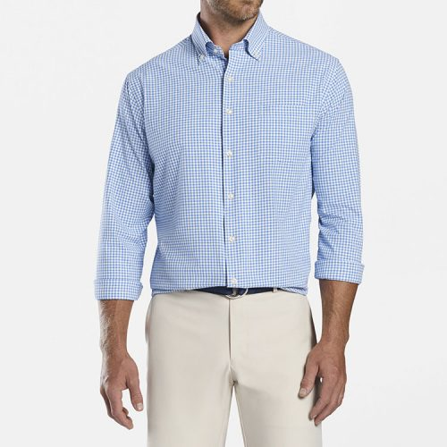 peter-millar-willie-performance-sport-shirt-deep-ocean available online or in store at assembly88 men's store in Allentown, PA.peter-millar-willie-performance-sport-shirt-deep-ocean available online or in store at assembly88 men's store in Allentown, PA.