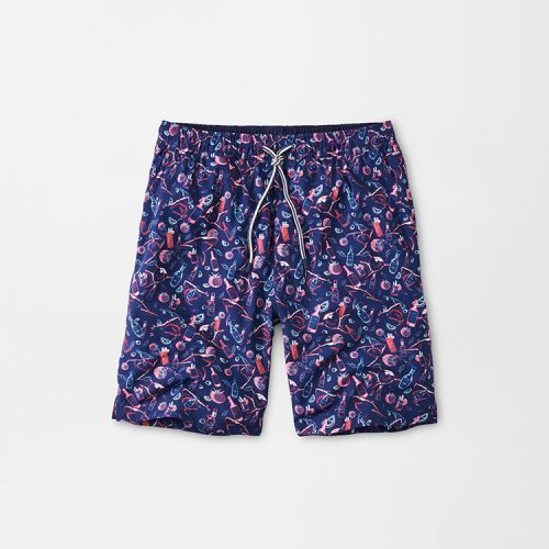 peter-millar-recipe-for-disaster-swim-trunk-atlantic-blue Available online or in store at assembly88 men's shop in Allentown, PA