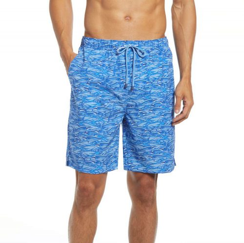 peter-millar-feeding-frenzy-swim-trunk-atlantic-blue Available online or in store at assembly88 men's shop in Allentown, PA