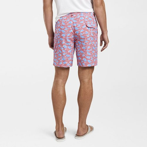 peter-millar-hip-hop-hooray-swim-trunk-coastal-blue Available online or in store at assembly88 men's shop in Allentown, PA