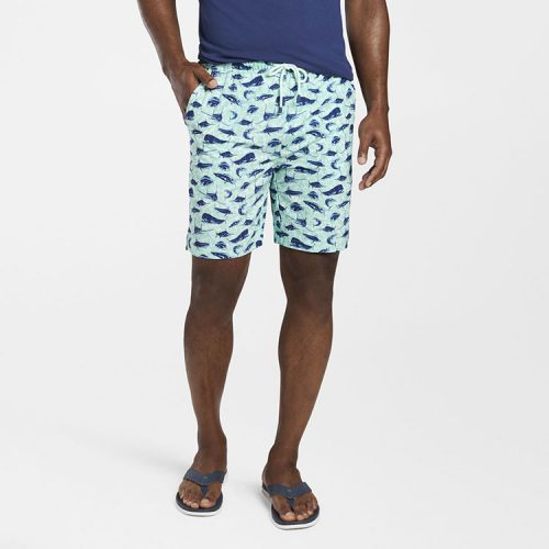 peter-millar-deep-sea-fishing-swim-trunk-ebb-tide Available online or in store at assembly88 men's shop in Allentown, PA