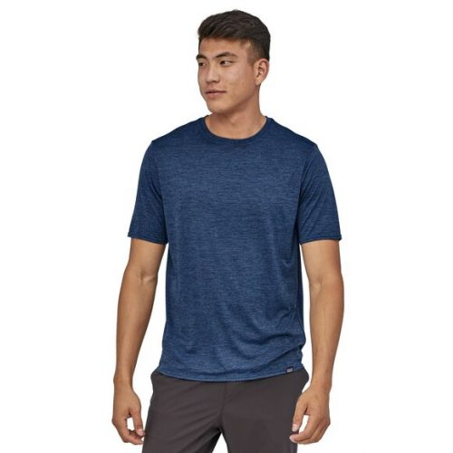 patagonia-capilene-cool-daily-shirt-viking-blue Available online or in store at assembly88 men's shop in Allentown, PA