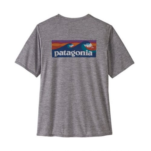 patagonia-capilene-cool-daily-graphic-shirt-feather-grey Available online or in store at assembly88 men's shop in Allentown, PA