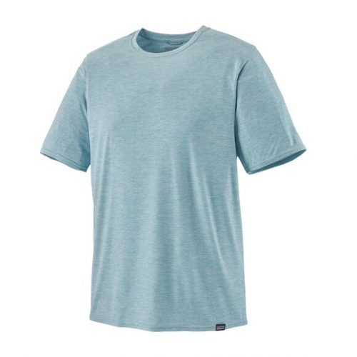 patagonia-mens-capilene-cool-daily-shirt-big-sky-blue Available online or in store at assembly88 men's shop in Allentown, PA