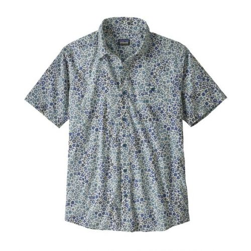 patagonia-go-to-shirt-Cover-Crop-Ombre-Pigeon-Blue Available online or in store at assembly88 men's shop in Allentown, PA