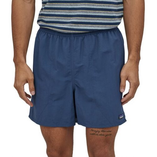 patagonia-baggies-shorts-5-stone-blue Available online or in store at assembly88 men's shop in Allentown, PA