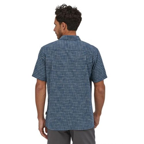 patagonia-back-step-shirt-stone-blue Available online or in store at assembly88 men's shop in Allentown, PA