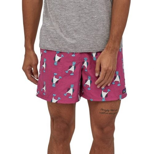 patagonia-baggies-shorts-5-blue-prints-star-pink Available online or in store at assembly88 men's shop in Allentown, PA