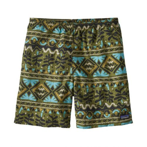patagonia-baggies-longs-7-mangrove-tiki-palo-green Available online or in store at assembly88 men's shop in Allentown, PA
