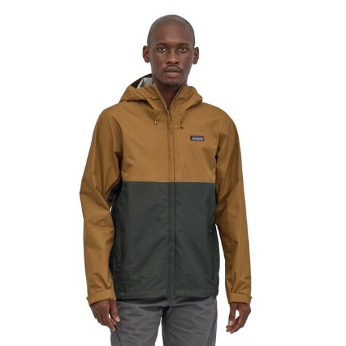 patagonia-torrentshell-3l-jacket-mulch-brown Available online or in store at assembly88 men's shop in Allentown, PA