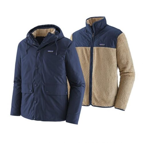 patagonia-isthmus-3-in-1-jacket-new-navy Available online or in store at assembly88 men's shop in Allentown, PA