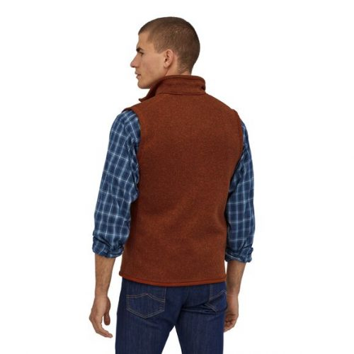 patagonia-better-sweater-fleece-vest-barn-red Available online or in store at assembly88 men's shop in Allentown, PA