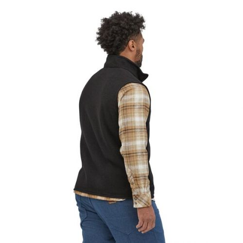patagonia-better-sweater-fleece-vest-black Available online or in store at assembly88 men's shop in Allentown, PA