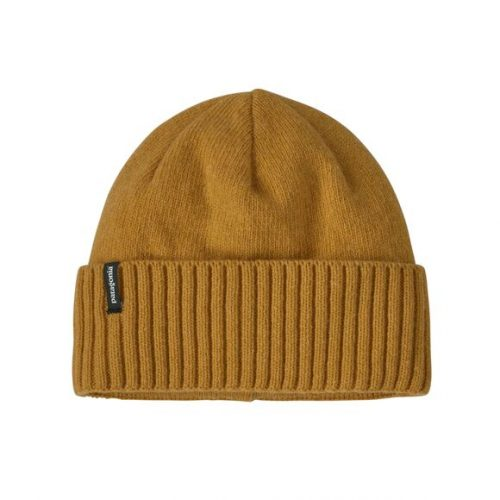 patagonia-brodeo-beanie-hawk-gold Available online or in store at assembly88 men's shop located in Allentown, PA