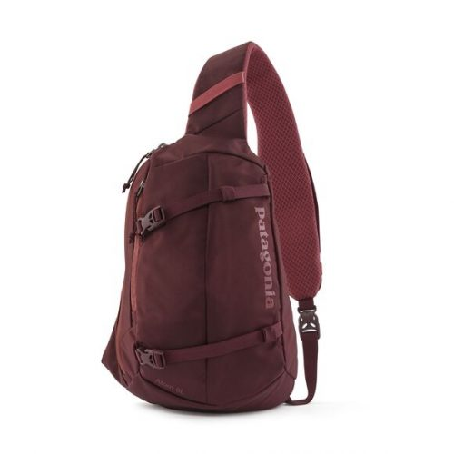 patagonia-atom-sling-8l-dark-ruby Available online or in store at assembly88 men's shop located in Allentown, PA