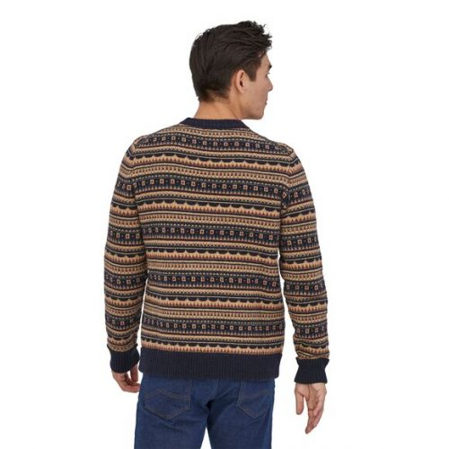 patagonia-recycled-wool-sweater-cottage-isle-small-new-navy Available online or in store at assembly88 men's shop in Allentown, PA