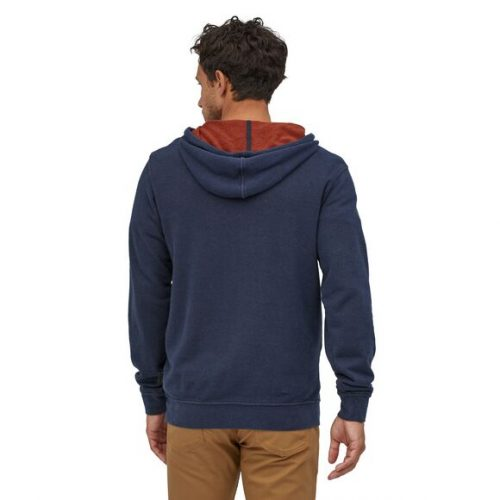 patagonia-trail-harbor-hoody-new-navy Available online or in store at assembly88 men's shop in Allentown, PA