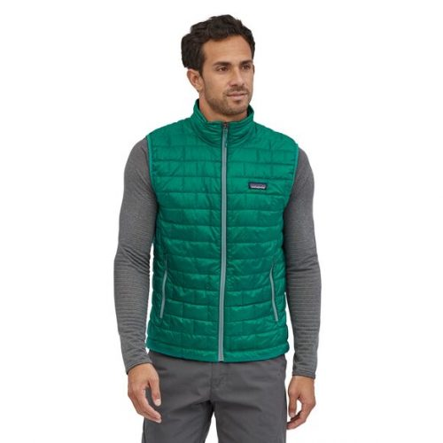 patagonia-nano-puff-vest-borealis-green Available online or in store at assembly88 men's shop in Allentown, PA