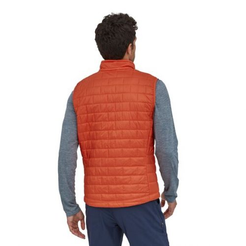 patagonia-Nano-Puff-Vest-Metric-Orange Available online or in store at assembly88 men's shop in Allentown, PA