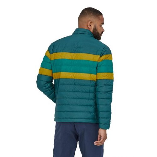 patagonia-down-sweater-jacket-dark-borealis-green Available online or in store at assembly88 men's shop in Allentown, PA